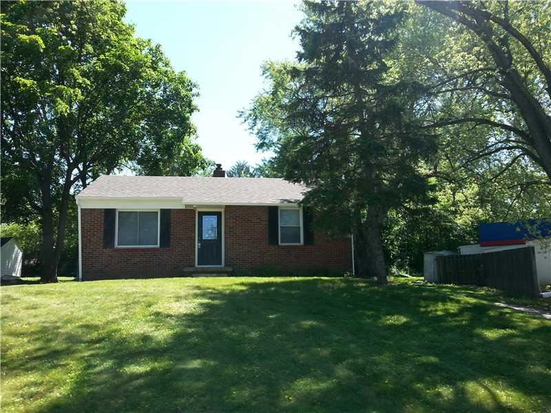 8731 CRAWFORDSVILLE Road, Clermont, IN 46234 - #: 21748568