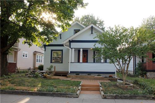 Photo of 930 North Gray Street, Indianapolis, IN 46201 (MLS # 21742569)