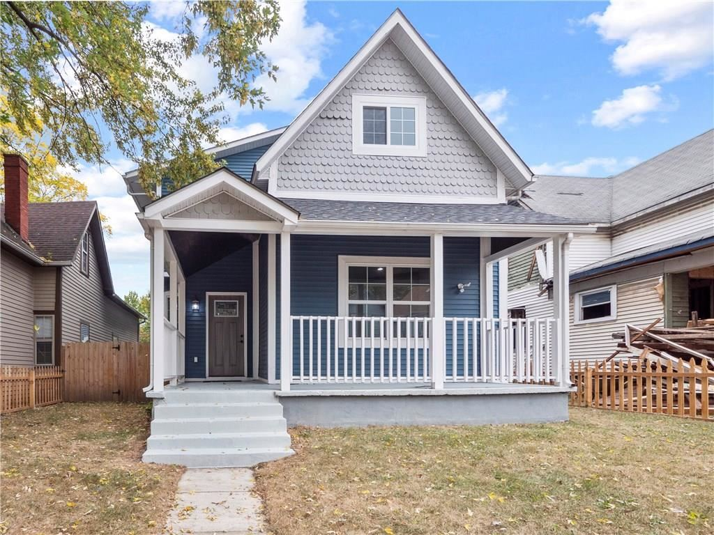 230 North State Avenue, Indianapolis, IN 46201 - #: 21745569
