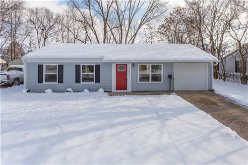 Photo of 1366 Rolling Ridge Drive, Noblesville, IN 46060 (MLS # 21686570)