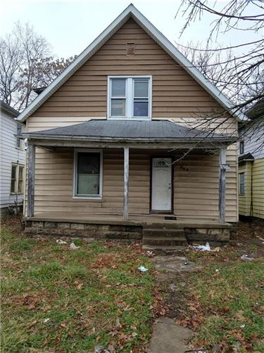 Photo of 646 North Parker Avenue, Indianapolis, IN 46201 (MLS # 21755571)