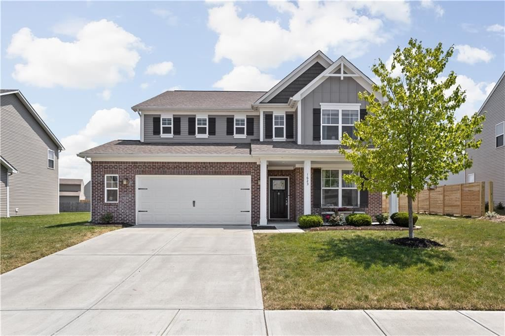 1623 Amberwoods Place, Indianapolis, IN 46239 - #: 21723571