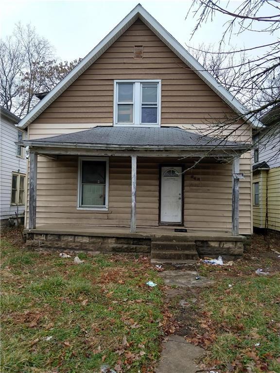 646 North Parker Avenue, Indianapolis, IN 46201 - #: 21755571