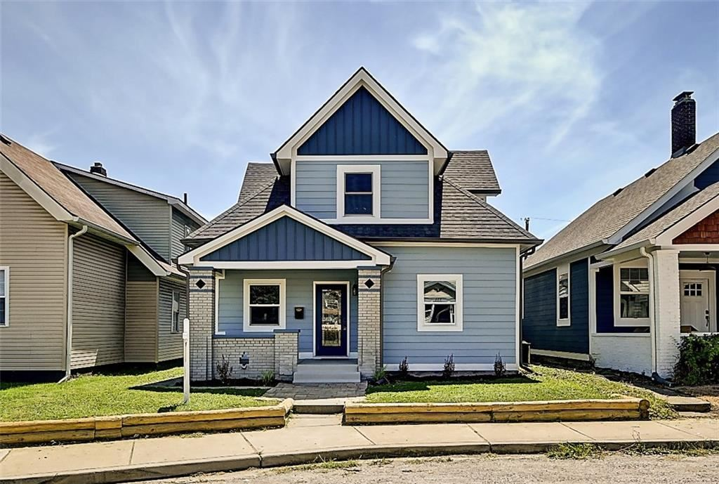 737 Cottage Avenue, Indianapolis, IN 46203 - #: 21734572