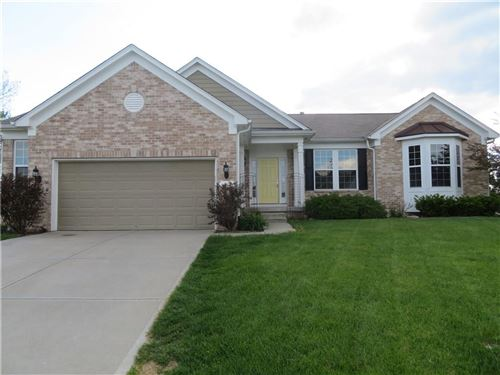 Photo of 550 King Fisher Drive, Brownsburg, IN 46112 (MLS # 21700573)