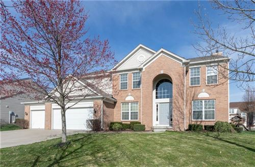 Photo of 11835 Kittery Drive, Fishers, IN 46037 (MLS # 21703573)