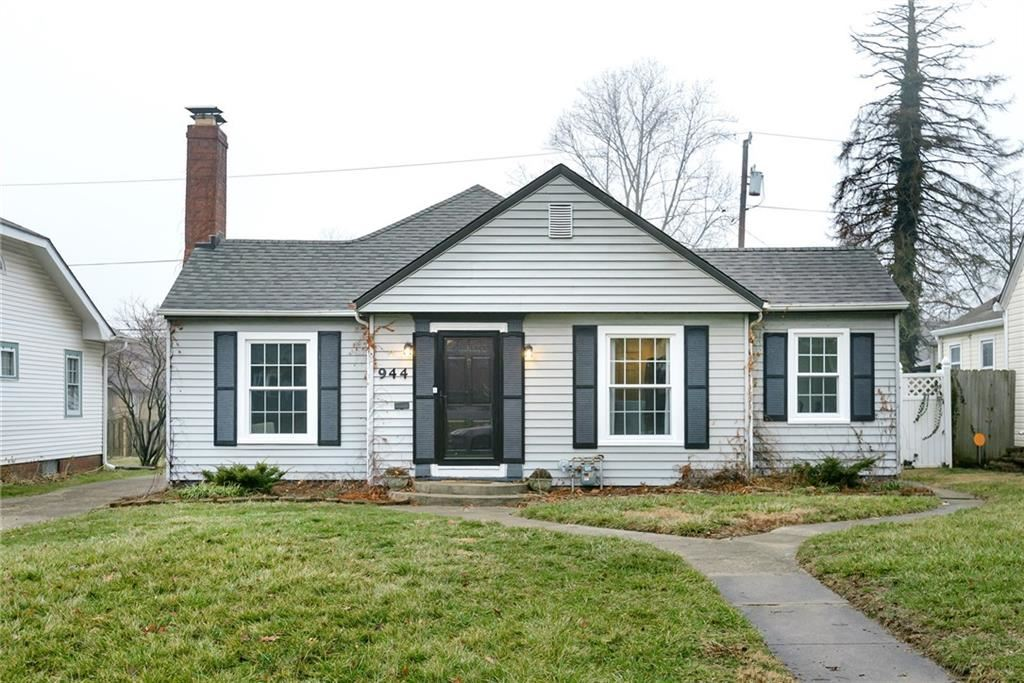 944 North CAMPBELL Avenue, Indianapolis, IN 46219 - #: 21689573