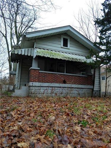 Photo of 830 North Grant Avenue, Indianapolis, IN 46201 (MLS # 21755574)