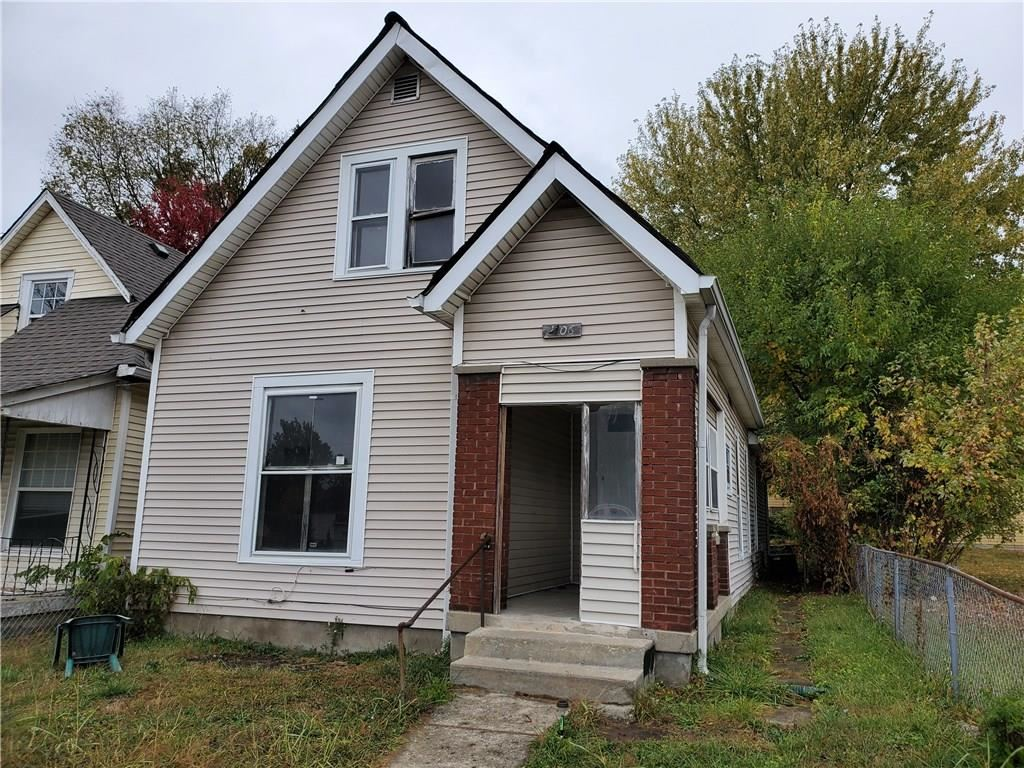 1106 Eugene Street, Indianapolis, IN 46208 - #: 21746574