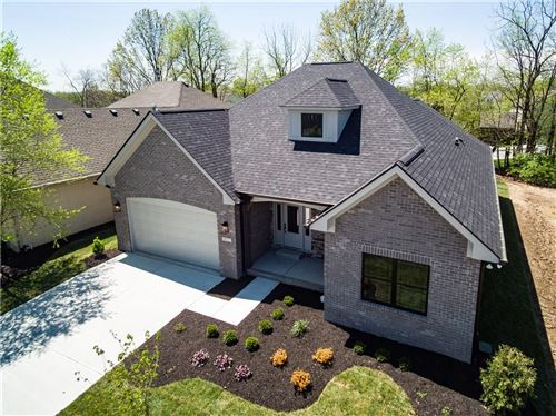 Photo of 6612 Flowstone Way, Indianapolis, IN 46256 (MLS # 21681575)