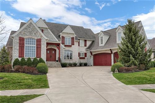 Photo of 11367 Golden Bear Circle, Noblesville, IN 46060 (MLS # 21708575)