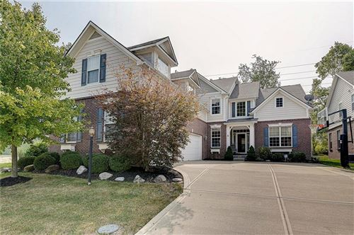 Photo of 2667 Millgate Court, Carmel, IN 46033 (MLS # 21739576)