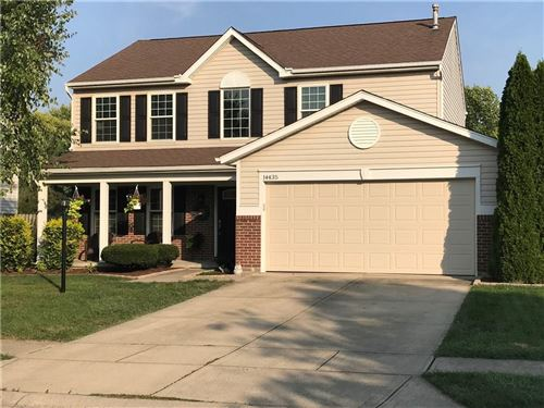 Photo of 14435 Lansing Place, Fishers, IN 46038 (MLS # 21813576)