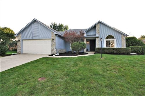 Photo of 12576 Corday Court, Fishers, IN 46038 (MLS # 21816578)