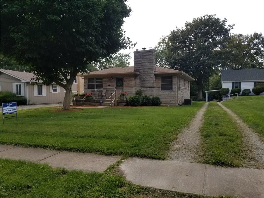 226 North Eaton N Avenue, Indianapolis, IN 46219 - #: 21665578
