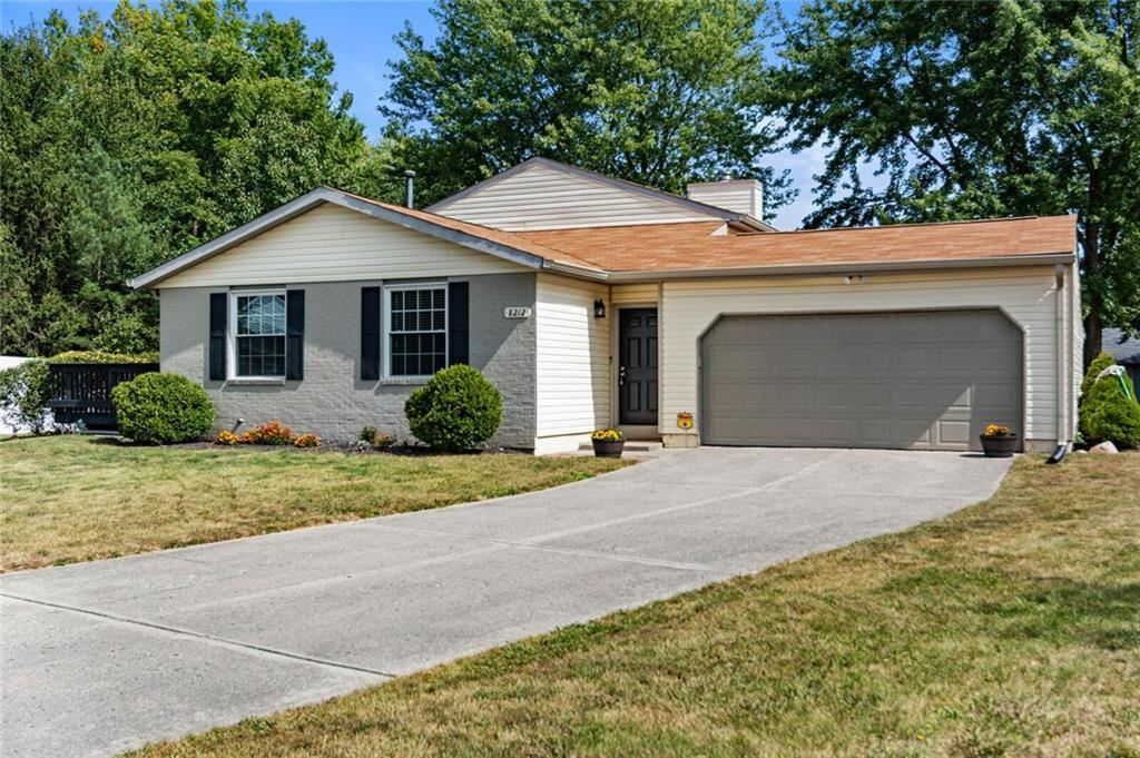 8212 Old Prairie Court, Indianapolis, IN 46256 - #: 21739578