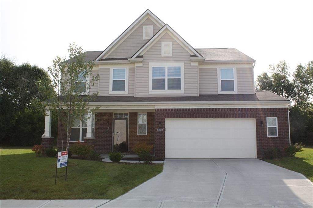 4653 Crosby Buck Drive, Indianapolis, IN 46237 - #: 21740578