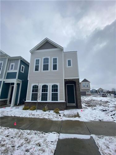 Photo of 13279 Susser Way, Fishers, IN 46037 (MLS # 21686579)