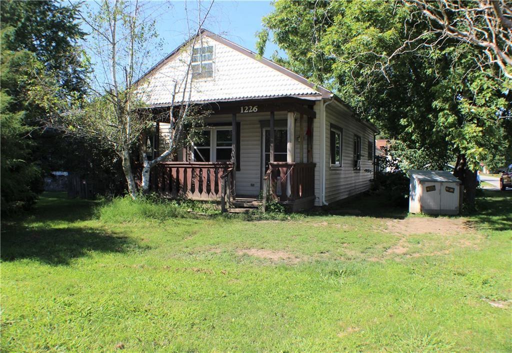 1226 South K Street, Elwood, IN 46036 - #: 21715579