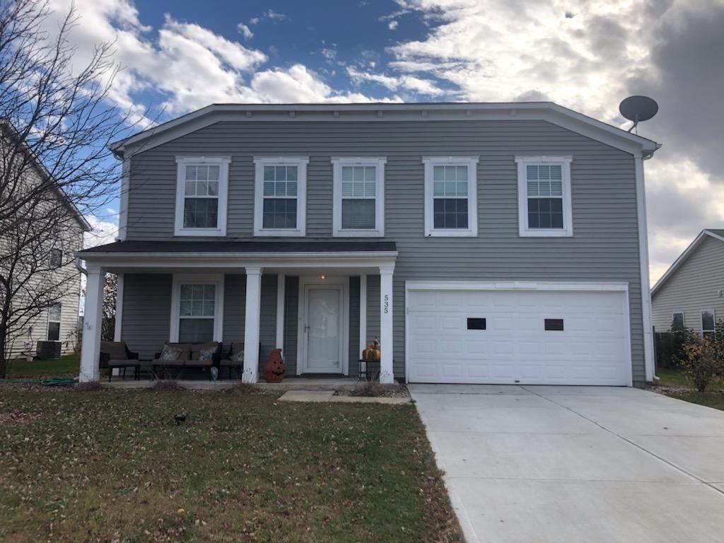 535 Reed Court, Greenfield, IN 46140 - #: 21751579