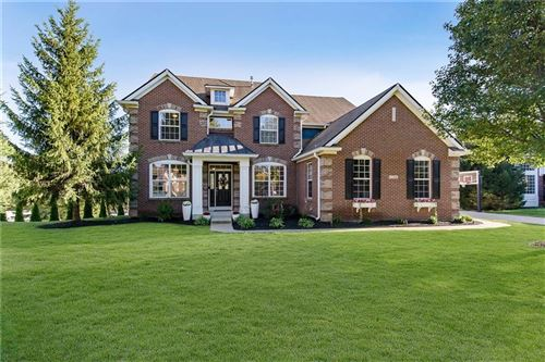 Photo of 11108 Manteo Court, Fishers, IN 46040 (MLS # 21683580)