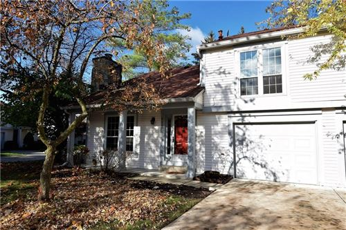 Photo of 6426 Bayside Court, Indianapolis, IN 46250 (MLS # 21746580)