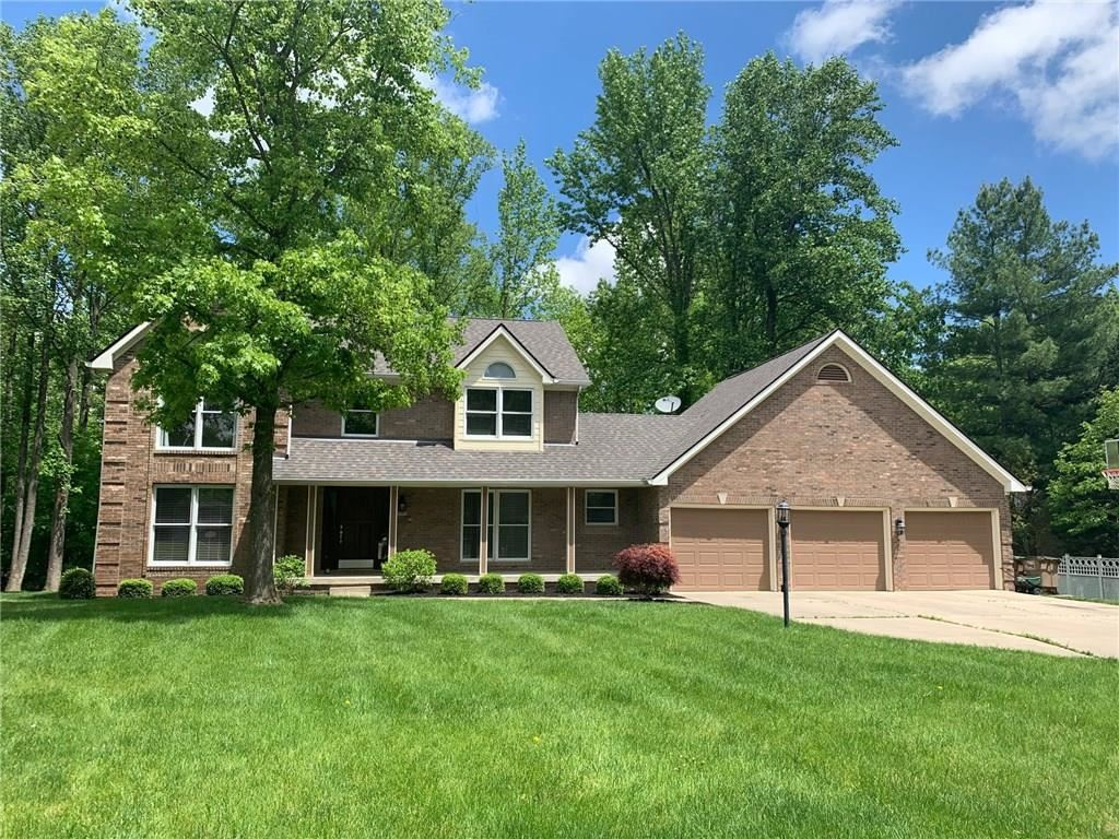 5182 Timber Ridge Dr., Columbus, IN 47201 - #: 21679580
