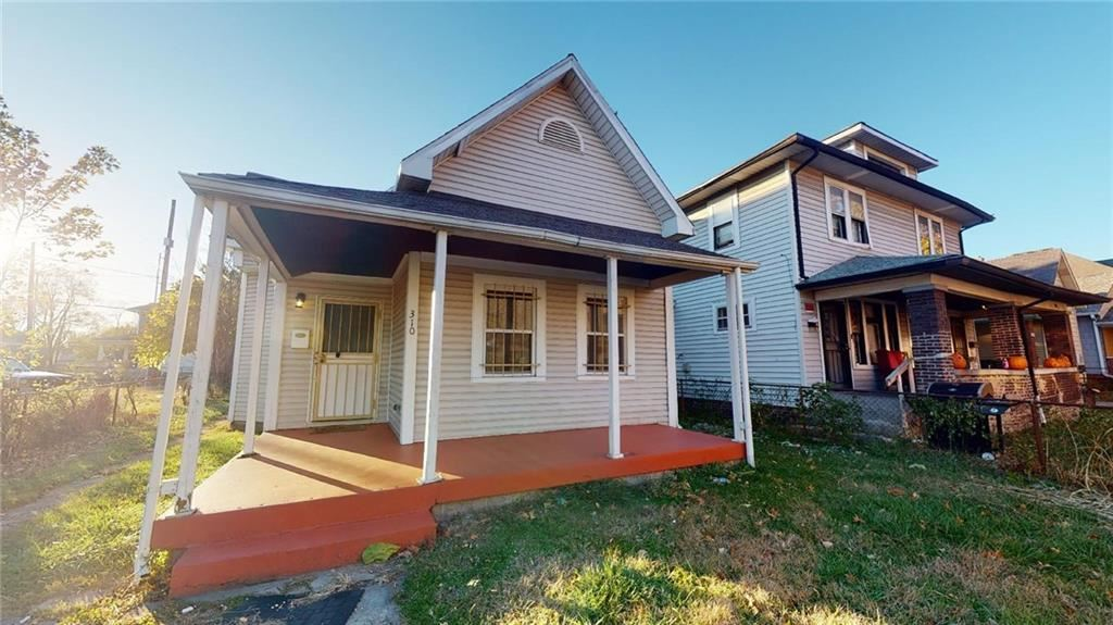 310 North Linwood Avenue, Indianapolis, IN 46201 - #: 21750580