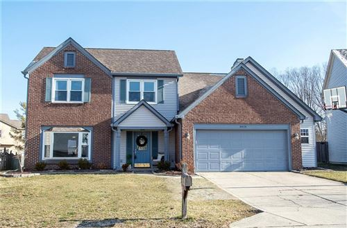 Photo of 8616 Burrell Lane, Indianapolis, IN 46256 (MLS # 21695581)