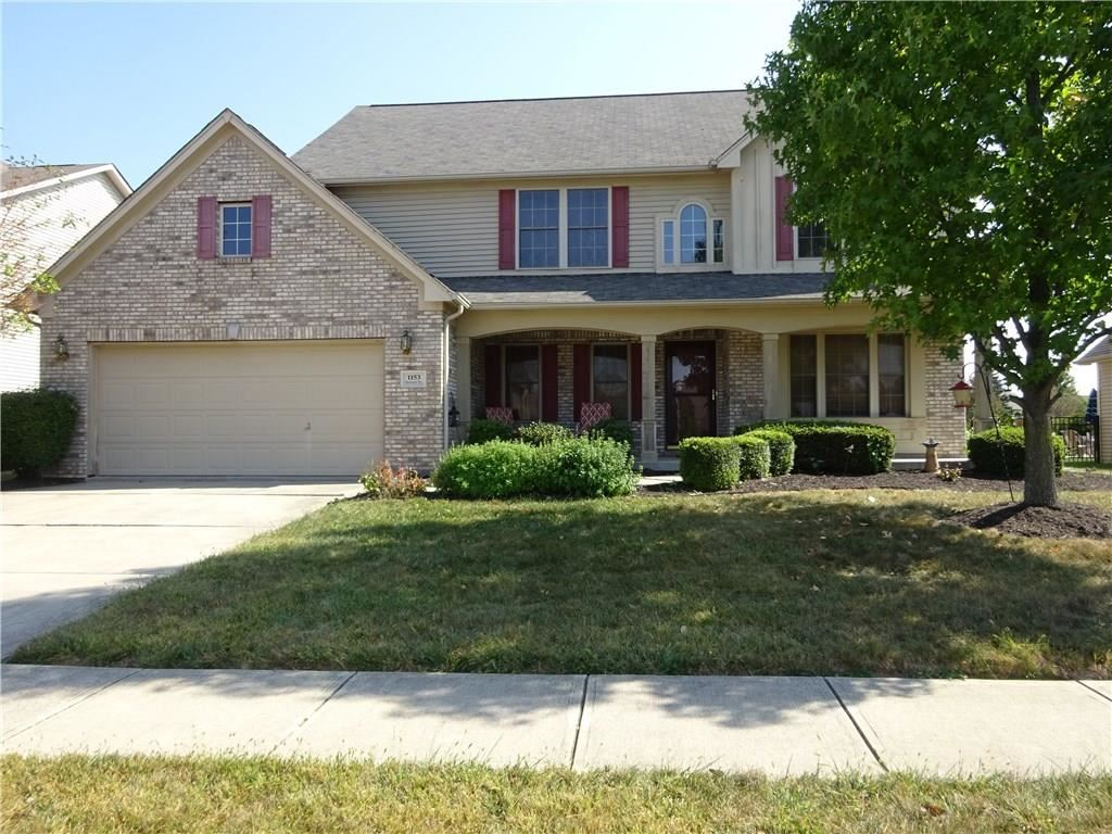 1153 Rockwell Drive, Greenwood, IN 46143 - #: 21742581