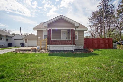 Photo of 1407 Albany Street, Beech Grove, IN 46107 (MLS # 21778582)