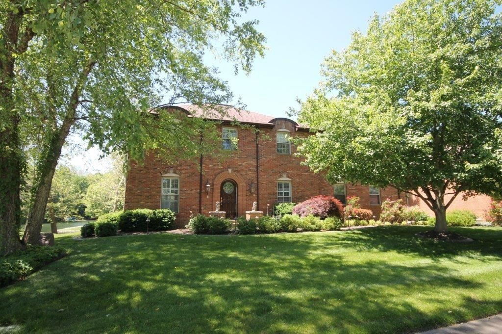 4695 Stonebridge Court, Columbus, IN 47201 - #: 21681582