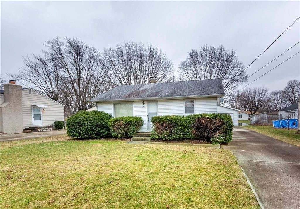 311 East 54th Street, Anderson, IN 46013 - #: 21694582