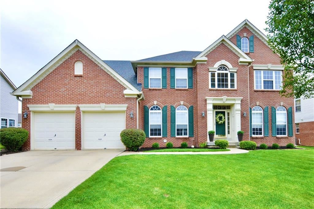 10370 AURORA Court, Fishers, IN 46038 - #: 21736582
