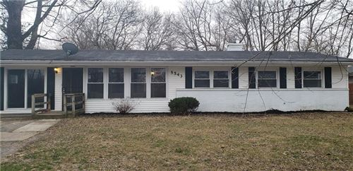 Photo of 5543 East 42nd Street, Indianapolis, IN 46226 (MLS # 21690583)