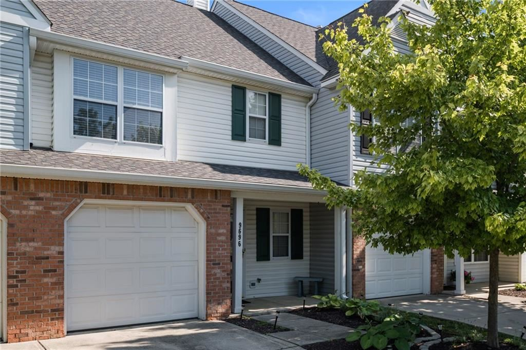 Photo of 9696 Lenwood, Fishers, IN 46038 (MLS # 21656583)