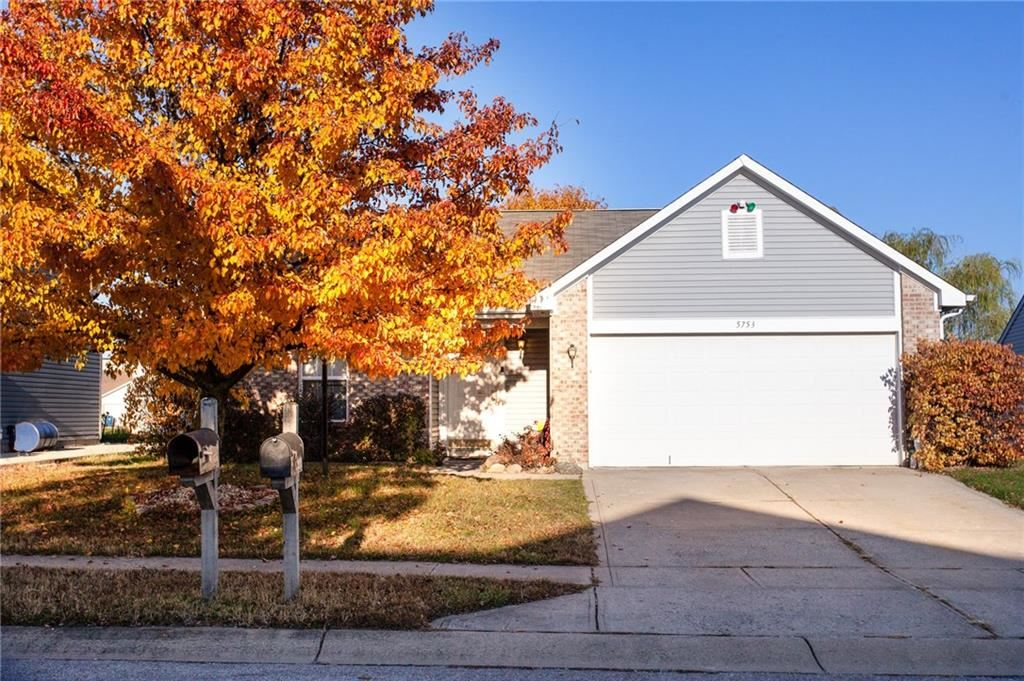 5753 Twin River, Indianapolis, IN 46239 - #: 21751583