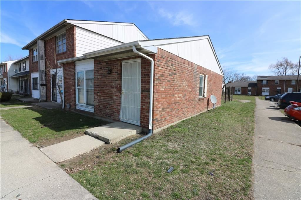 4141 North Brentwood Drive, Indianapolis, IN 46235 - #: 21699584