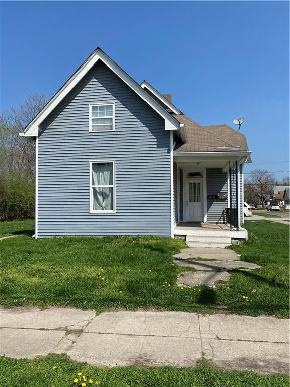3302 West Michigan Street, Indianapolis, IN 46222 - #: 21705584