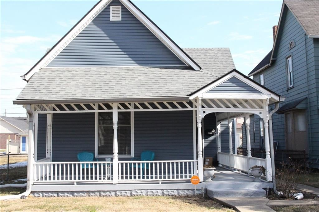 2407 North KENWOOD Avenue, Indianapolis, IN 46208 - #: 21762585