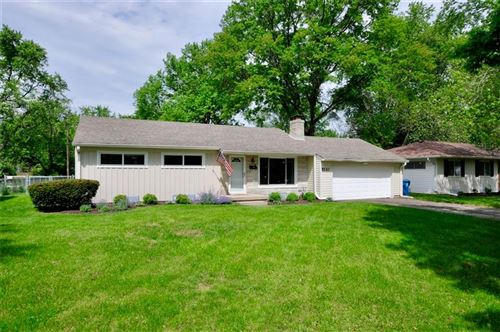Photo of 5730 North Parker Avenue, Indianapolis, IN 46220 (MLS # 21712586)