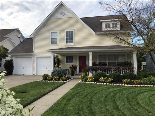 Photo of 5052 Bird Branch Drive, Indianapolis, IN 46268 (MLS # 21702588)