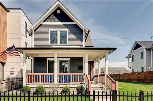 Photo of 1621 N New Jersey Street, Indianapolis, IN 46202 (MLS # 21775588)