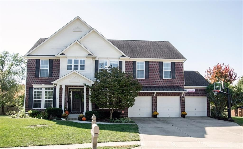 13568 Auburn Springs Circle, Fishers, IN 46038 - #: 21674588