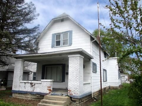 Photo of 1424 West 8th Street, Anderson, IN 46016 (MLS # 21767589)