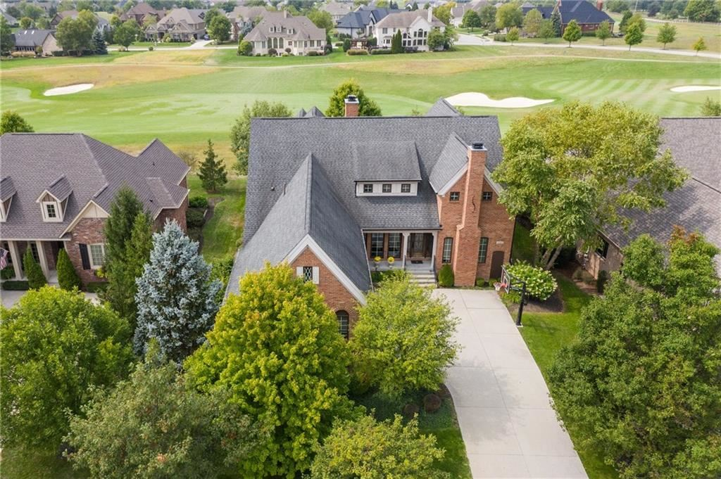 16489 Gleneagles Court, Noblesville, IN 46060 - #: 21739589