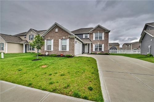 Photo of 8847 Melville Court, Indianapolis, IN 46239 (MLS # 21712590)