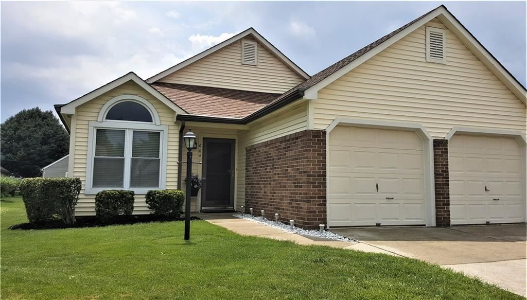 6641 Sunloch Court, Indianapolis, IN 46250 - #: 21723590