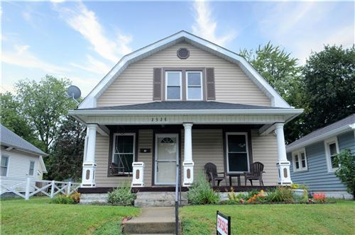 Photo of 2528 S Delaware Street, Indianapolis, IN 46225 (MLS # 21814591)