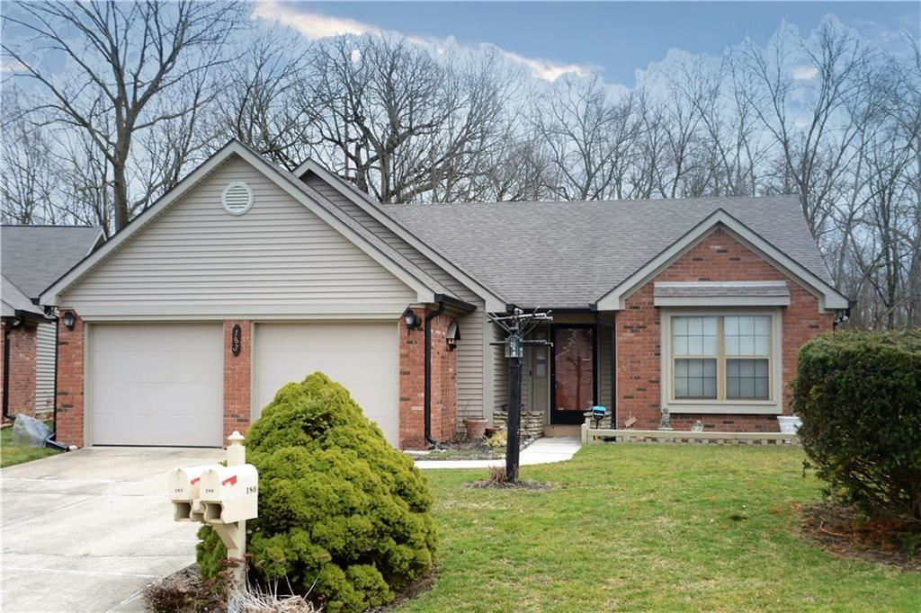 183 President E Trail, Indianapolis, IN 46229 - #: 21700591